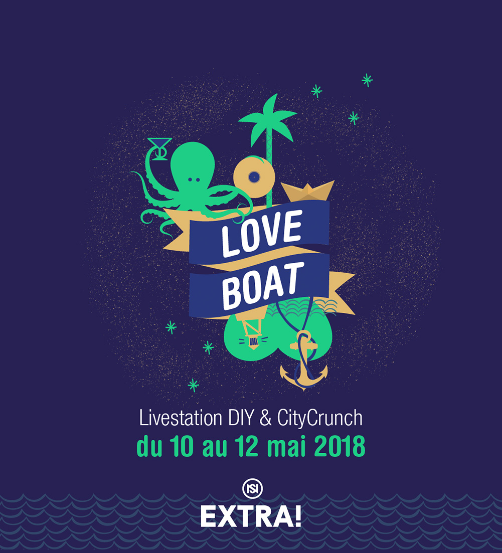 Love Boat extra nuits sonores 2018